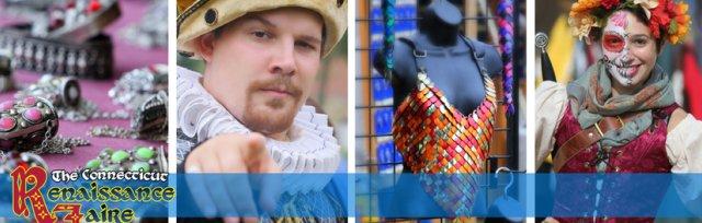 The Connecticut Renaissance Faire (Sept 2 - Oct 9)