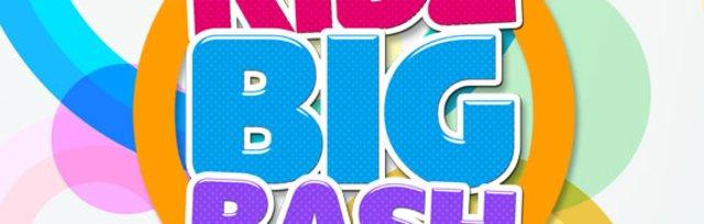 KIDZ BIG BASH Feat. CBeebies Mega star MR BLOOM