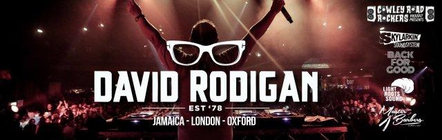 David Rodigan, Dawn Penn & more in Oxford