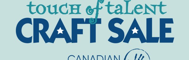 Touch of Talent Craft Sale