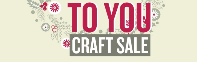 Red Deer Our Best To You Art & Craft Sale