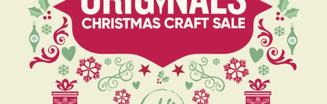 Originals Ottawa Christmas Craft Sale