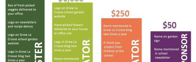 Sponsor a School Garden