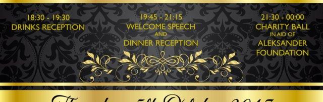 20th Anniversary Dinner Reception & Charity Ball