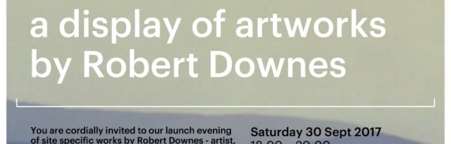 A Small Corner of the World: a display of artworks by Robert Downes