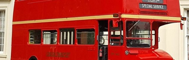 Buy tickets for The Christmas Gin Bus - Reading to Winchester
