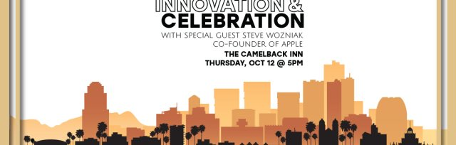 "An Evening of Innovation & Celebration with ""Woz"""