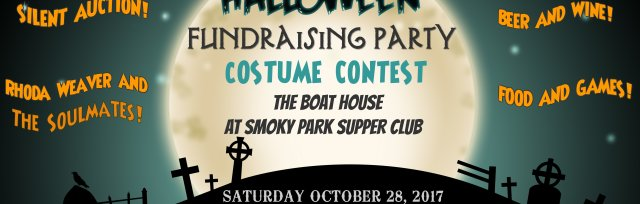 HALLOWEEN PARTY AND FUNDRAISER