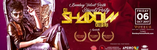 Bombay Velvet ft DJ SHADOW DUBAI