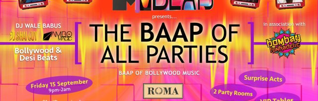 MTV presents... The Baap Of All Parties