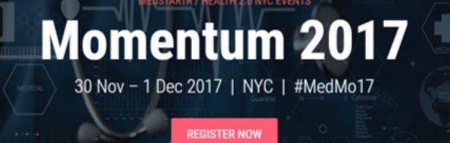 MedStartr Momentum 2017  #MedMo17