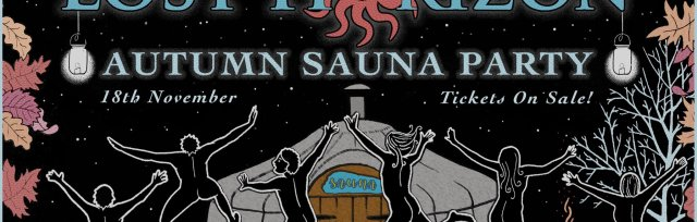 Lost Horizon Autumn Sauna Party 2017