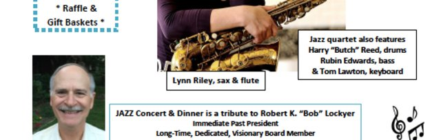 Jazz Concert & Dinner with Lynn Riley and the World Mix