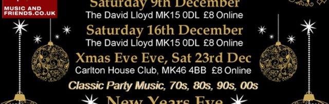 David Lloyd Xmas Party