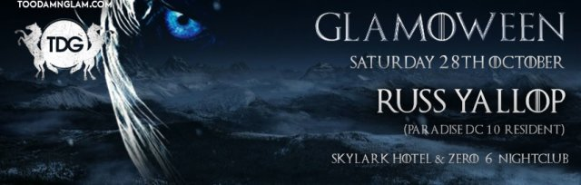 Buy tickets for Funky SX presents Glamoween 2017 at Skylark