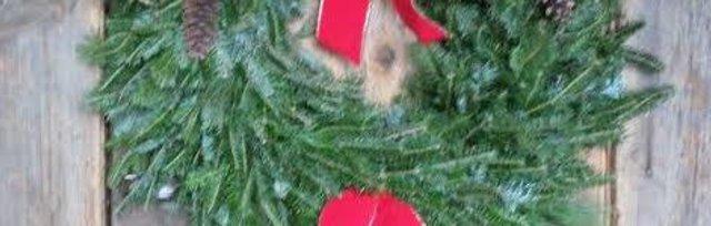 Evergreen Wreath Workshop