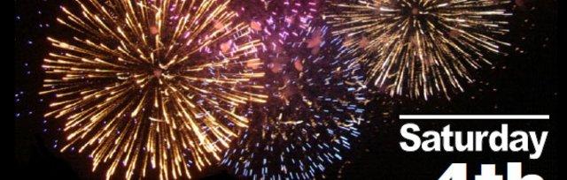 Cobham Avorians Firework Night 2017