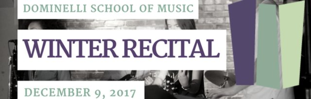 Instructor Concert (See Your Teacher Perform) - FREE - Dec. 11, 8:30-9:45pm