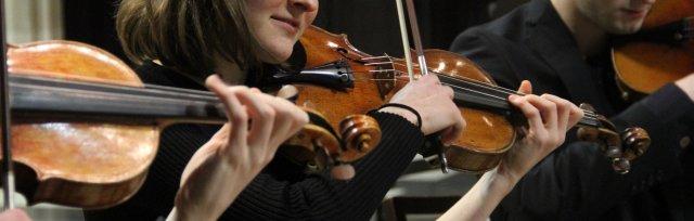 Seraphin Chamber Orchestra - Mozart, Suk, Stravinsky