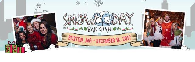 Snow Day Bar Crawl - Boston