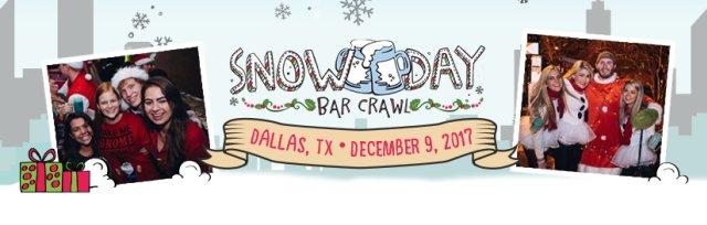 Snow Day Bar Crawl - Dallas
