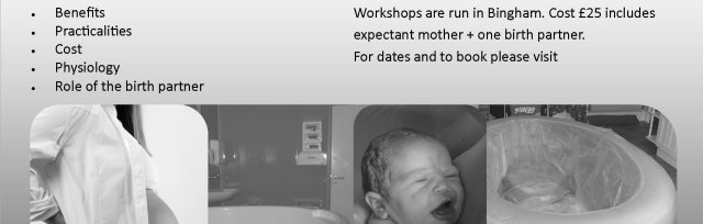 Waterbirth Workshop