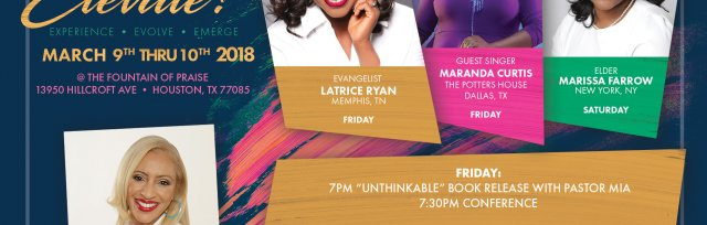 Metamorphosis Women's Empowerment Conference