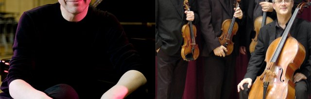 Coull Quartet & Mark Bebbington