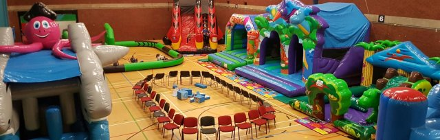 Didcot Inflatable Play Centres!