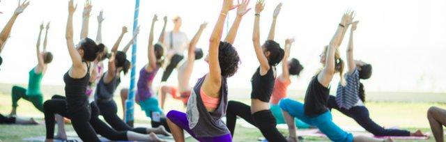 Kingston Yoga and Vegan Festival