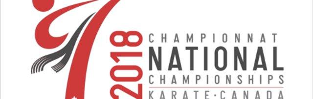 2018 Karate Canada National Championships