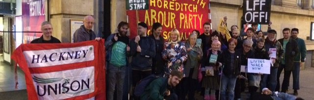 Picturehouse Strike Solidarity Gig