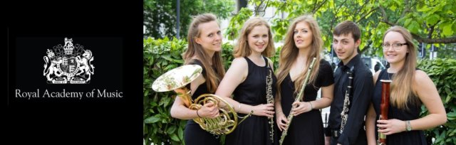 Royal Academy of Music Free Concerts: Abingdon Quintet