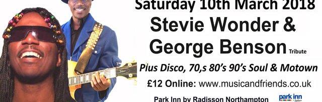 Stevie Wonder & George Benson Tribute