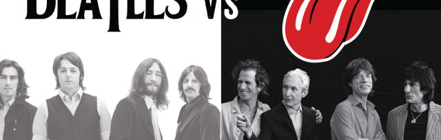 The Beatles Vs The Rolling Stones with the Lipinskis