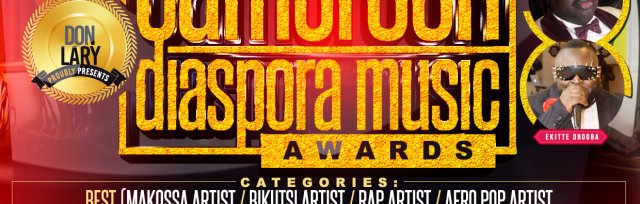 Cameroon Diaspora Music Awards 2018