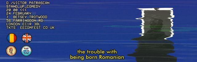 The Trouble with Being Born Romanian