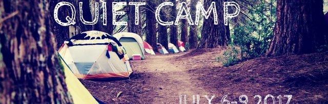 Quiet Camp 2017