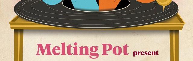 Melting Pot présent Gilles Peterson