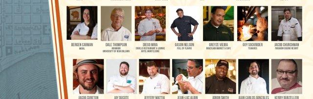 Best Chefs of Louisiana 2017