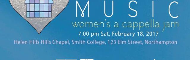 House Music: women's a cappella jam