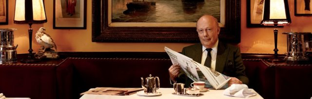 Lord Fellowes (Julian Fellowes) - Prudential Series