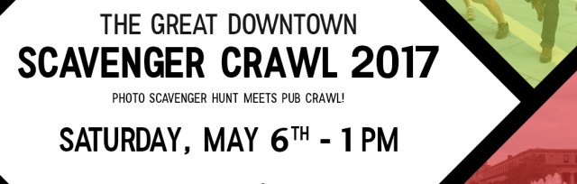 The Great Downtown Scavenger Crawl - Superheroes and Villains