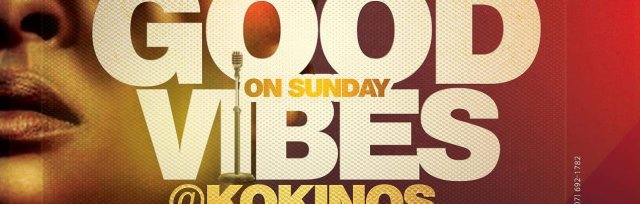 Good Vibes on Sunday (Day Party)