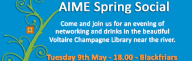 AIME Spring Social