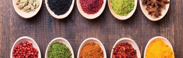 Cooking with Spices & Herbs