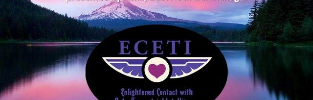 2018 ECETI Experience Multi-Dimensional Star Nation Contact -  Encinitas