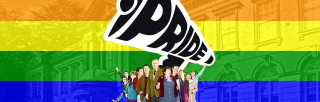 PRIDE: Film screening and Q&A with Mike Jackson and Dave Lewis from LGSM