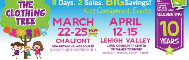 Lehigh Valley VIP Spring 2018