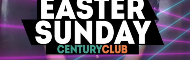 Mint Easter Sunday Party at Century Club